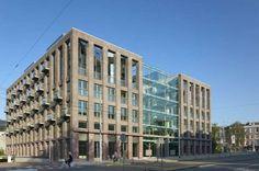 © Peter Cook Architects: Tony Fretton Architects Location: Amsterdam, The Netherlands Design Team: Tony Fretton, Jim McKinney, Sandy Rendel, Laszlo
