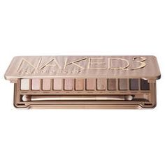 Palette Naked 3 de Urban Decay, un indispensable