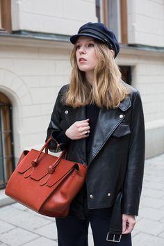 The Perfect Leather Jacket | Fashion Squad
