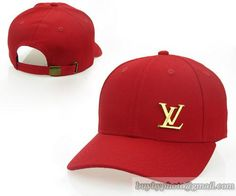 Cheap Wholesale LV Baseball Caps Curved Brim Caps Red for slae at US$8.90 #snapbackhats #snapbacks #hiphop #popular #hiphocap #sportscaps #fashioncaps #baseballcap
