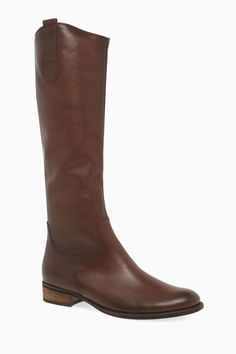 0a9632648 Womens Gabor Brown Brook Small Boot - Brown