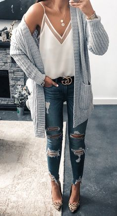 Cute and casual long cardigan fall outfits 2019 Outfits 2019 Outfits casual Outfits for moms Outfits for school Outfits for teen girls Outfits for work Outfits with hats Outfits women Mode Outfits, Fashion Outfits, Fashion Trends, Female Outfits, Fashion 2020, Casual Fall Outfits, Summer Outfits, Everyday Casual Outfits, Casual Dresses
