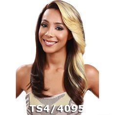 BobbiBoss Synthetic Hair Lace Front Wig - MLF-84 FAYE – beautyshoppers.com