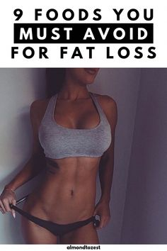 This pin is about the foods you must avoid for fat loss. Food is very important in weight loss journey. Tap to see in detail. Weight Loss Help, Weight Loss Goals, Healthy Weight Loss, How To Lose Weight Fast, Weight Loss Journal, Weight Loss Challenge, Weight Loss Transformation, Lower Stomach Fat, Hiit