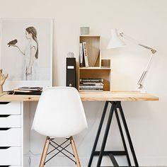 Sillas : Eames