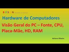 Curso de #Hardware - Vídeo 03 - Interfaces de Entrada e Saída - Curso de Hardware - YouTube