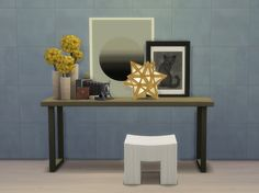 Sims 4 CC's - The Best: Table Light by Jool's simming