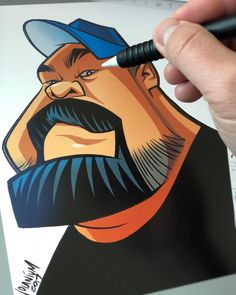 Cartoon People, Caricatures, Wrapping, Wraps, Sketches, Drawings, Illustration, Instagram, Cartoon Characters Names