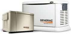 Generac | Power You Control, automatic standby generator