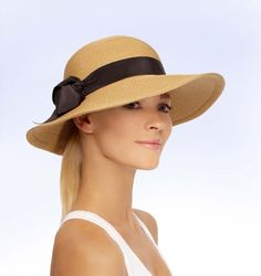 really cute, just enough brim to protect self tanned skin from the SUN