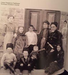 Family of the Kabardinian #aristocrat  - Temirgoy #Tambiev. Семья кабардинского #аристократа Темиргоя #Тамбиева. #Кабарда