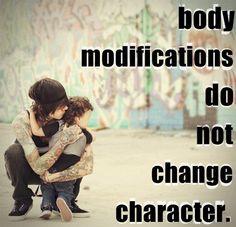 Body Modification – pt 3