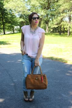 For more photos & details of what I am wearing, visit my blog!
