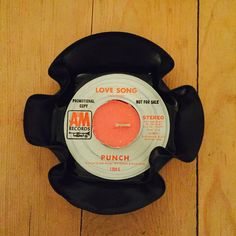 Vinyl Record Tealight Candle Holder Home Decor - Upcycled 7 Inch   I Shop DIY at…