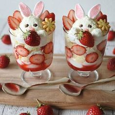 Easter sweet treats - Easter Brunch Recipes Get the best Easter Brunch Recipes here. Find Easter snacks to Easter Casseroles, to Buns, to Side dishes,to Easter cookies & more Easter Lunch ideas here. Cute Easter Desserts, Easter Snacks, Easter Treats, Easter Food, Easter Cookies, Easter Cupcakes, Easter Appetizers, Appetizer Recipes, Recipes Dinner