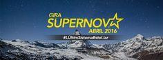 totagenda cultura: Els Catarres Gira Supernova Abril 2016