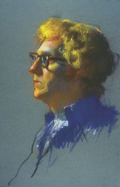 Pastel   Daniel Greene   Portraiture   Portraits   Artists Network