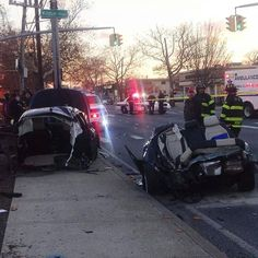 Car Split in Half in Oceanside Crash, Driver 'Miraculously' Walks Away