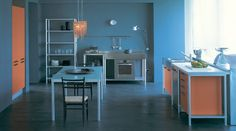 DEDALO modular kitchen