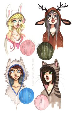 hoodies by ~Fukari on deviantART