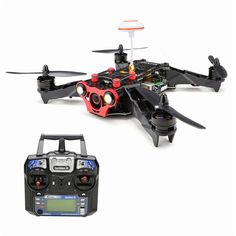 High Quality Eachine Racer 250 FPV Drone F3 NAZE32 CC3D w/ Eachine I6 2.4G 6CH Remote Control VTX OSD RTF RC Multicopter Drones  #Drone #TheDroneHut #Travel #AerialPhotography #Quadcopters
