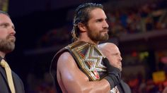 Dean Ambrose & Roman Reigns vs. Seth Rollins & Kane: photos   WWE.com