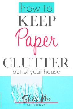 Need organizing ideas to get rid of piles of paper in your home? Try this one easy solution to greatly reduce the paper clutter littering your kitchen counter. Bill Organization, Refrigerator Organization, Organizing Ideas, Kitchen Organization, Organized Kitchen, Home Management Binder, Paper Clutter, Family Organizer, Declutter Your Home