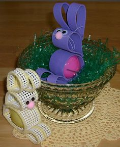cute idea for kids to make for easter with dollar store supplies