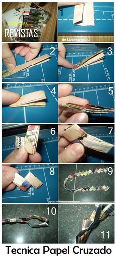 How to make paper bags Cruzado Origami - enrHedando Cute Crafts, Diy And Crafts, Arts And Crafts, Paper Crafts, Candy Wrapper Purse, Paper Purse, Magazine Crafts, Paper Weaving, Modular Origami