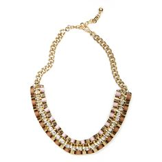 """The Cassandra Necklace with matching earrings to purchase as well!   (16"""" long) / Found it on Jewel of Style / Original Price: $59, Sale Price: $42!"""