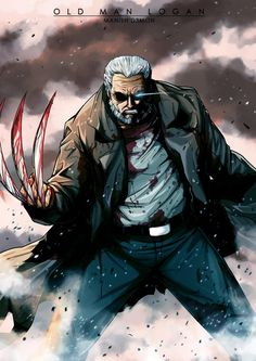 More Awesome Wolverine Art Wolverine Art Logan Wolverine Logan Logan Xmen
