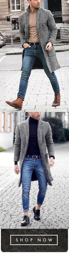 45b698a2309 43 Best Men s Coats   Jackets images in 2019