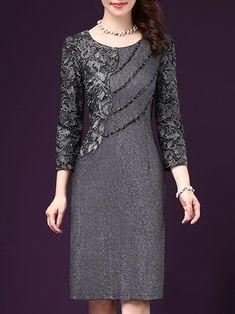 Buy Dresses, Online Shop, Women's Fashion Dresses for Sale Floral Plus Size Dresses, Long Sleeve Floral Dress, Maxi Dress With Sleeves, Sheath Dress, Dress Long, Stylish Dresses, Sexy Dresses, Casual Dresses, Dresses Elegant