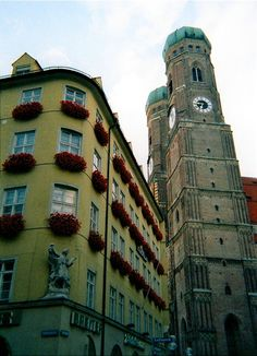 Frauenkirche Cathedral, Munich, Germany Copyright: Terez Anon