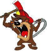 www.socorrismo.com  El diablo de Tasmania de socorrista