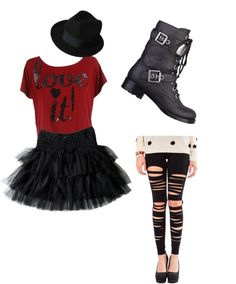 I would love to wear this on the first day of school...