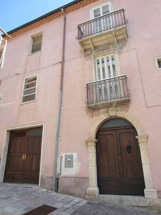 MASTER'S HOUSE OF 1769 IN THE OLD TOWN Castelbottaccio , Campobasso