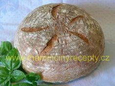Chléb se starým těstem kváskový Baked Potato, Cantaloupe, Potatoes, Bread, Baking, Fruit, Ethnic Recipes, Food, Potato