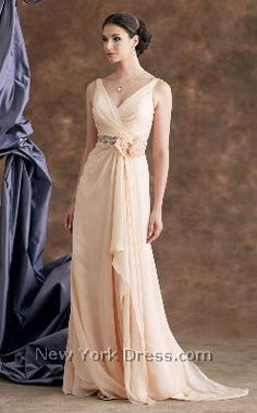 Cute wedding or bridesmaids dress