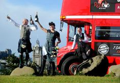 EDINBURGH, SCOTLAND, 2016-Oct-04 — /Travel PR News/ — Edinburgh residents and visitors to the Scottish capital are being treated to a tasty new city exp