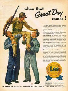 H.D.Lee AD, 1943