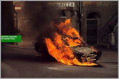 Benetton – Les années Toscani