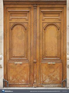 Textures.com - DoorsWoodDouble0250