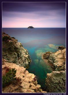 Barcaggio, Corsica, France by: Paolo De Faveri
