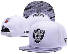 New Era Sports Hats · Oakland Raiders NFL Snapback 58a4ab14a