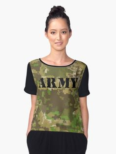 9e8292b46aedb 14 Best Camouflage T-shirts images