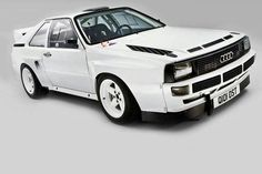 1984 Audi Quattro Sport