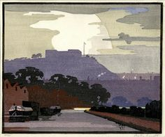 Modern Printmakers: September 2010 - Edward Loxton Knight