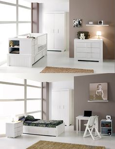 Cunas convertibles modelo Albia (Cotinfant) Baby Furniture, Alcove, Bathtub, Vanity, Loft, Space, Bathroom, Baby Ideas, Home Decor