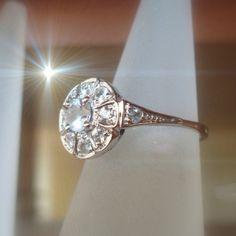 Dainty ring